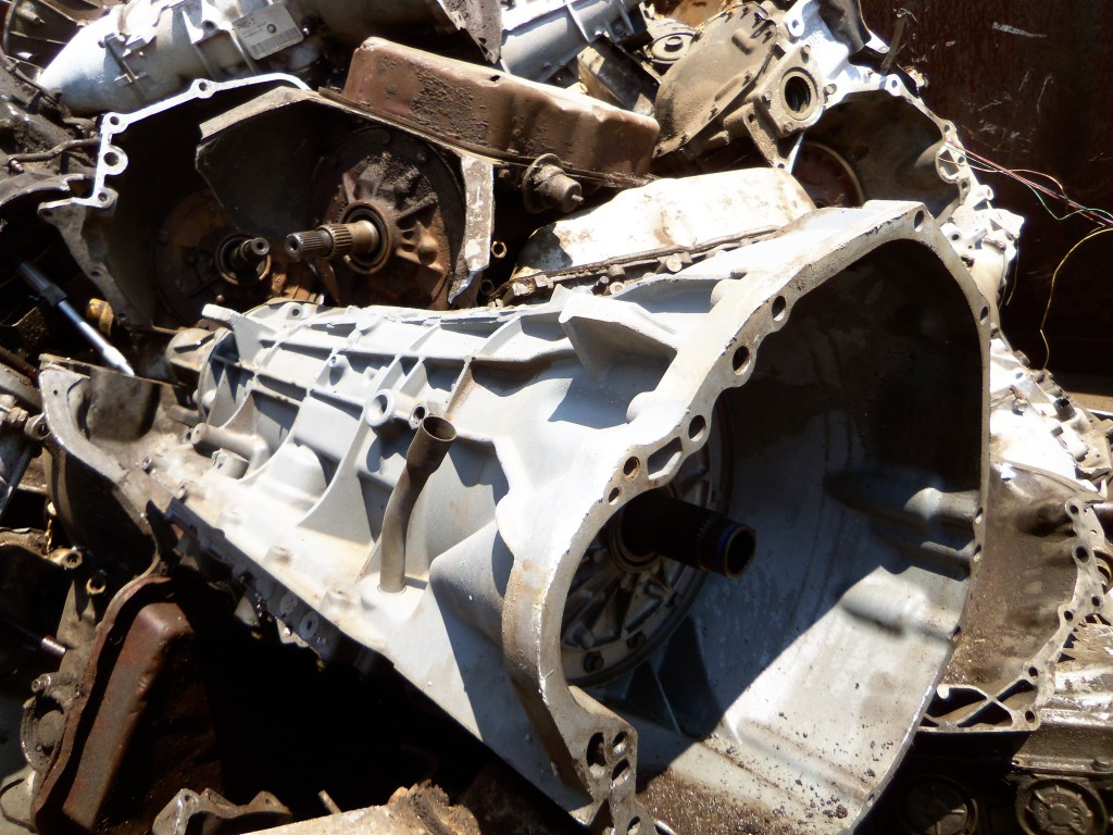 Auto parts recycling Austin: Transmission