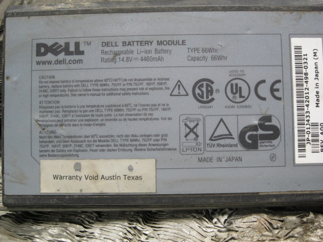 Battery recycling Austin: Batteries