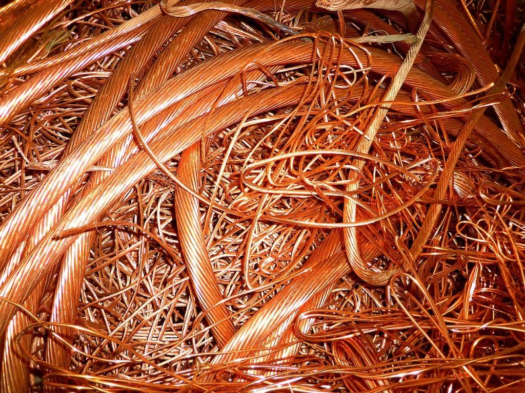 Bare Bright Copper Recycling Austin