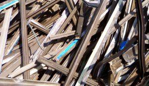 Scrap metal buyers Austin: Aluminum