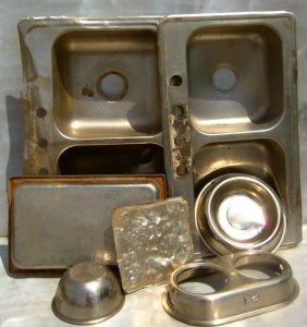 Scrap metal buyers Austin: Stainless